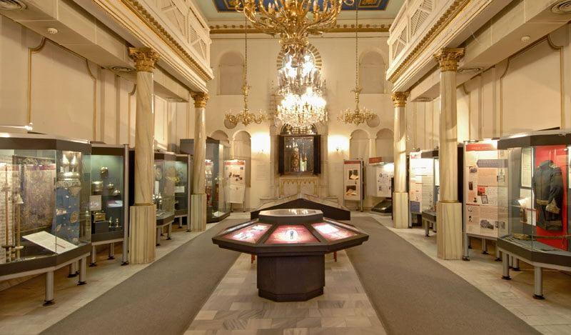 المتحف اليهودي اسطنبول