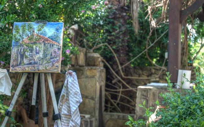 Turkish Painting Holidays