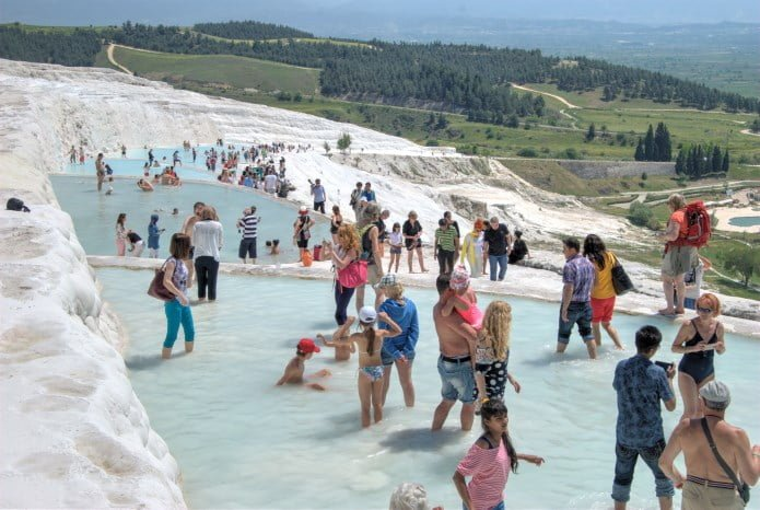 Pamukkale Attractions