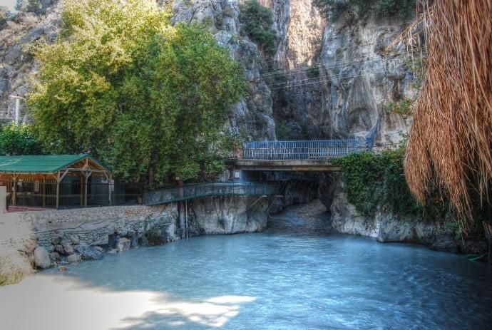Saklikent Canyon Fethiye Turkey