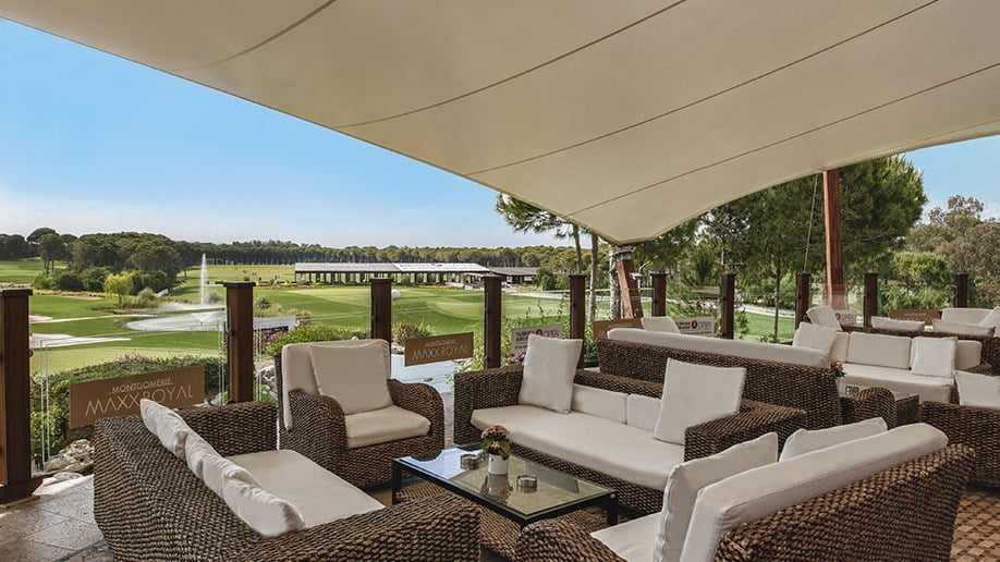 luxury golfing hotels in Belek