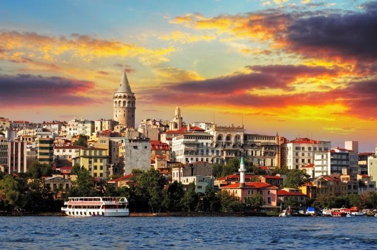 vegetarian restaurants in Istanbul