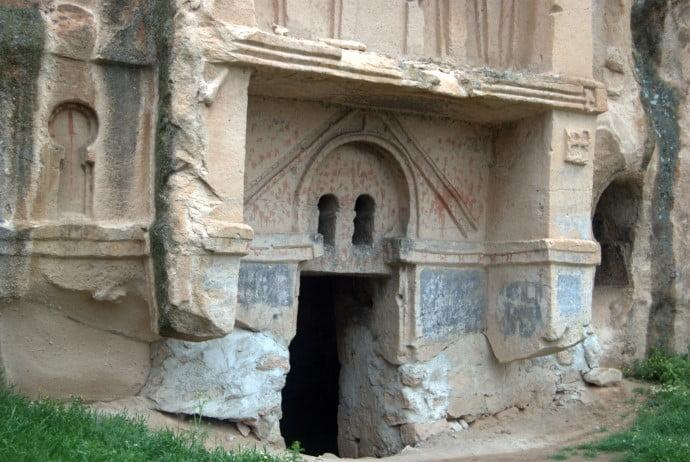 Acik Saray Gulsehir Cappadocia