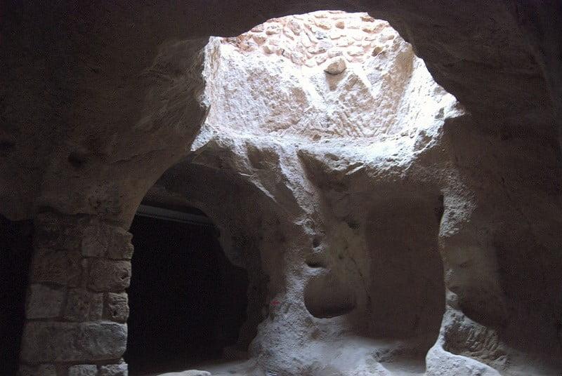 Mazi Underground city