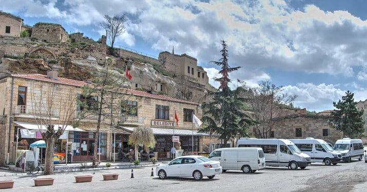 Mustafapasa Cappadocia