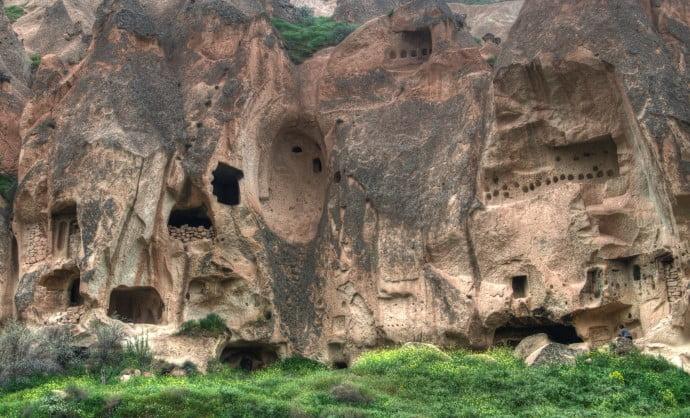 Zelve Museum Cappadocia
