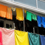 how to keep clothes clean while traveling abroad