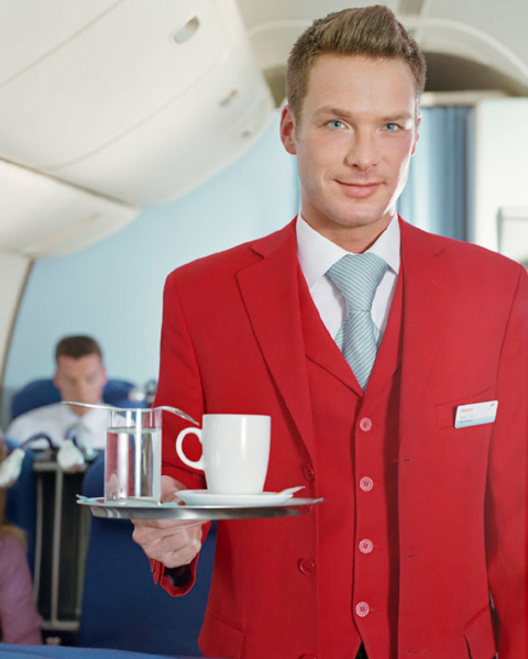 How to Be Nice to Flight Attendants