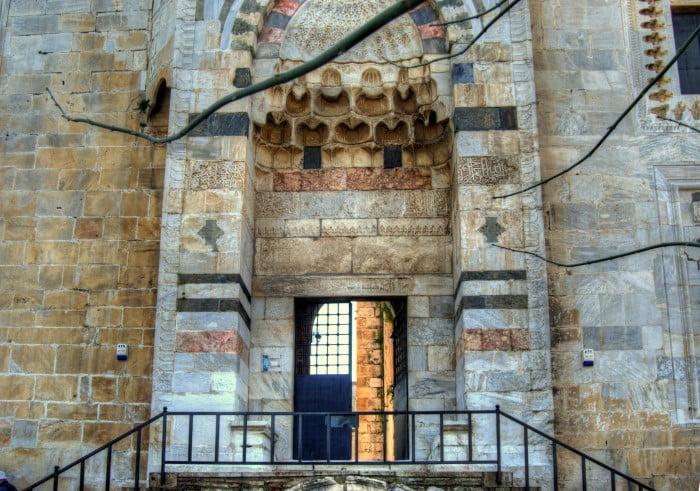 Isa Bey Cami in Selcuk, Izmir