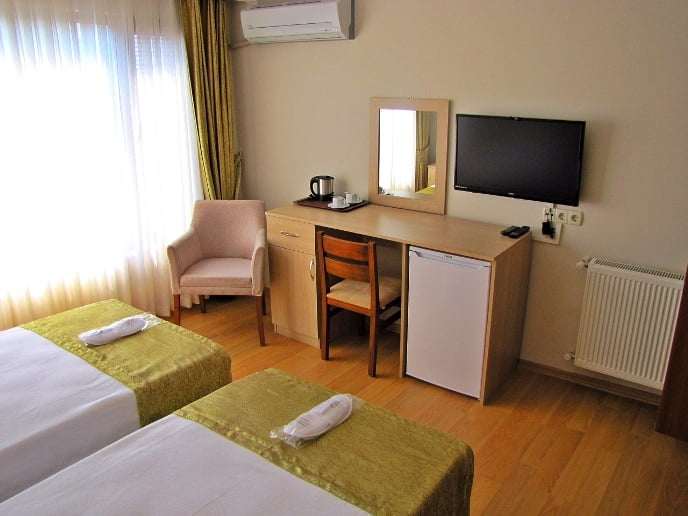 Istanbul budget hotel