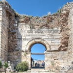 Saint Johns Basilica Ephesus Selcuk Turkey