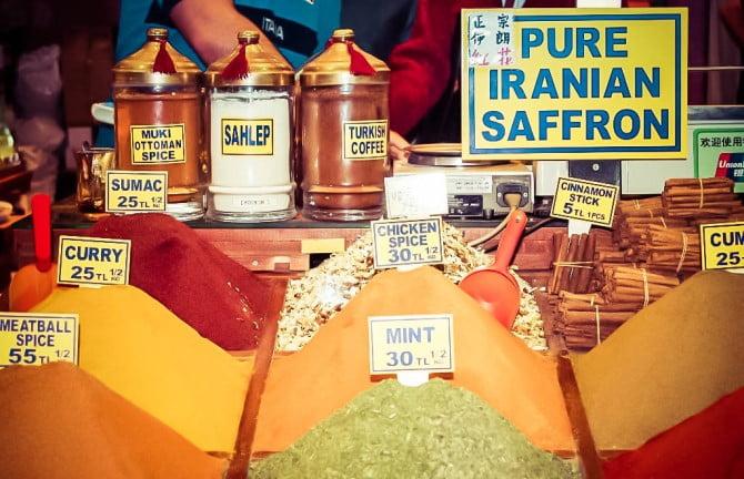 Spice souvenir ideas