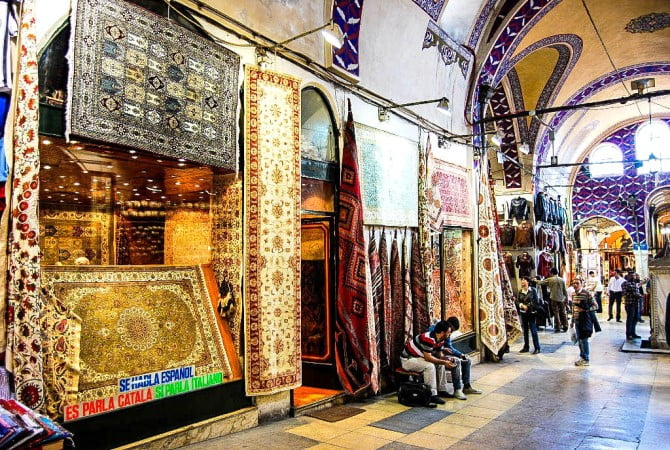 Souvenir Shopping in Turkey : 14 Ideas of What to Buy