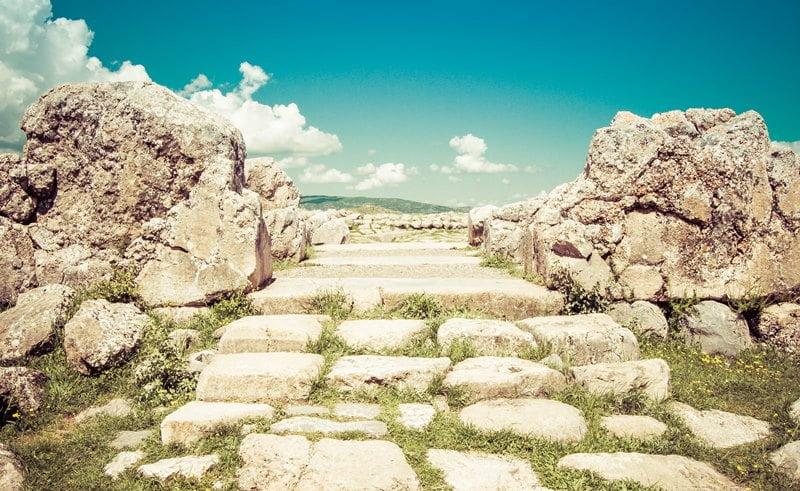 Hittite Hattusa