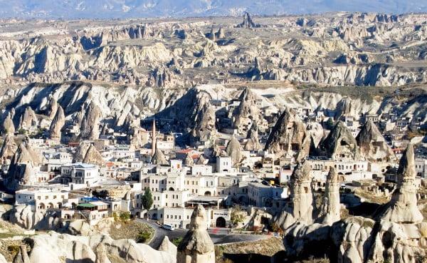 Photography in Cappadocia