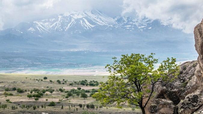 Mount Hassan Cappadocia Turkey