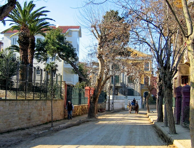 Buyukada Istanbul