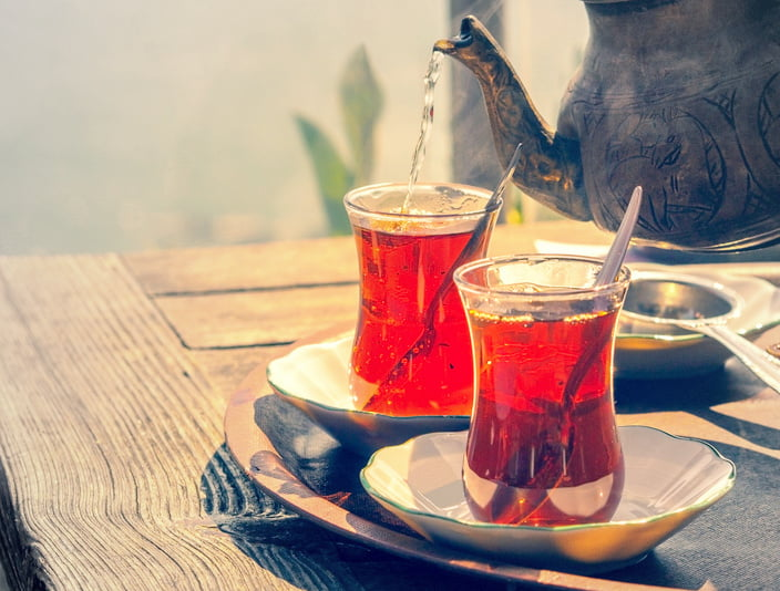 Turkish tea health benefits