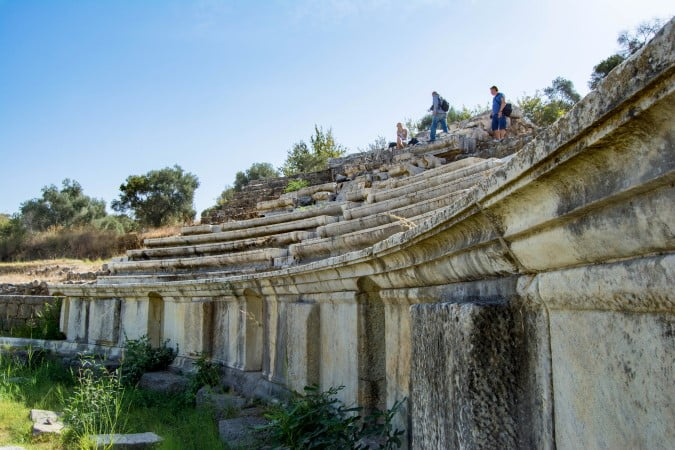 Theatre at Magnesia on the Meander