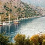 Sailing holidays in Turkey
